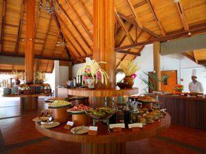 Yemekler, Medhufushi Island Resort, Maldivler