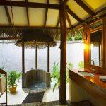 Spa, Medhufushi Resort, Maldivler