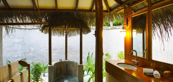 Spa, Medhufushi Resort, Maldivler