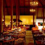 Medhufushi Resort Restoran, Maldivler