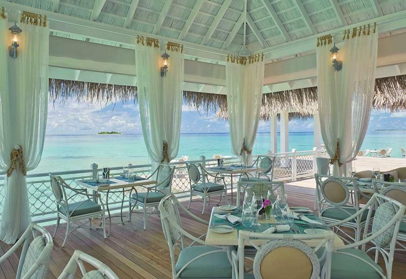 Ocean Breeze Restoran, Ayada Resort Maldivler