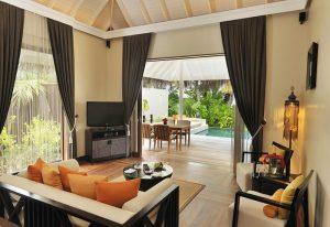 Odalar, Ayada Resort Maldivler