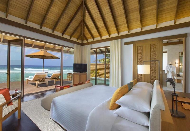 Okyanus Bungalov, Anantara Veli Maldives Resort