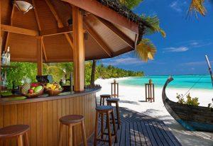 Plaj Bar, Shareton Maldives Full Moon