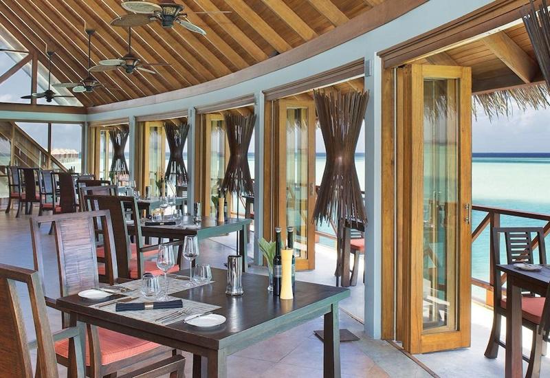 Restaurant, Anantara Veli Maldives Resort