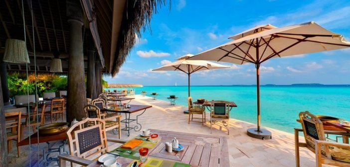 Restoran, Anantara Kihavah Maldives Villas