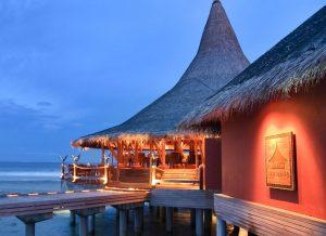 Restoran, Anantara Veli Maldives Resort