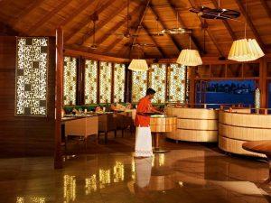 Restoran, Constance Halaveli Maldives