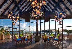 Restoran, Jumeirah Vittaveli Maldives