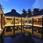 Restoranlar, Ayada Resort Maldivler