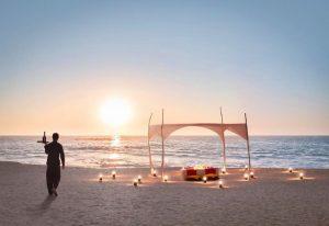 Romantik Yemek, Conrad Maldives Rangali Island