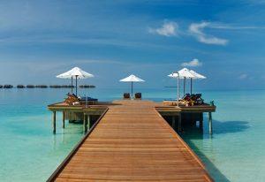 Şezlong, Conrad Maldives Rangali Island