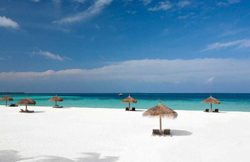 Şezlong, Constance Moofushi Maldivler