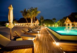 Şezlonglar, Ayada Resort Maldivler