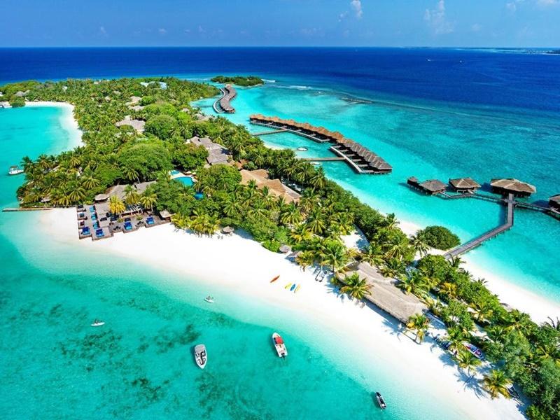 Sheraton Full Moon Resort & Spa, Maldives
