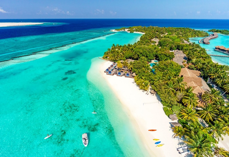 Shareton Maldives Full Moon Resort