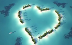Sheraton Maldives Full Moon'un Turkuaz Suları