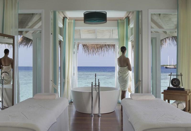Spa, Anantara Kihavah Maldives Villas