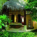 Spa, Constance Halaveli Maldivler