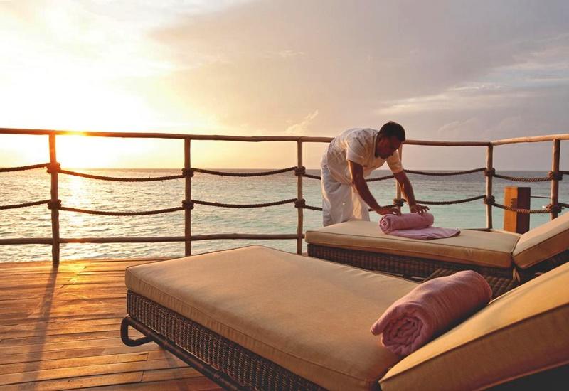 Spa, Constance Moofushi Maldivler