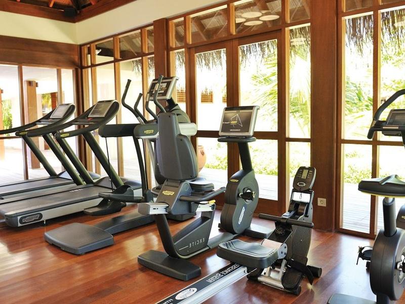 Spor Salonu, Ayada Resort Maldivler