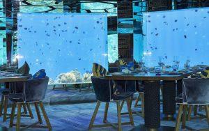 Su Altı Restoran, Anantara Kihavah Villas