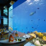 Su Altı Restoran, Anantara Kihavah Villas Maldivler