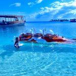 Su Sporları, Conrad Rangali Island Maldivler