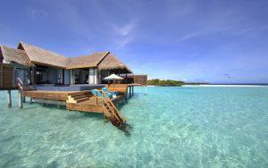 Su Üstü Villa, Anantara Kihavah Maldives Villas