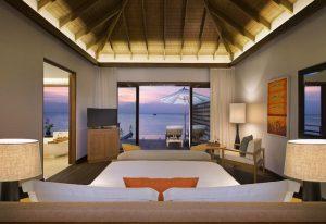 Su Üstü Villa, Anantara Veli Maldives Resort