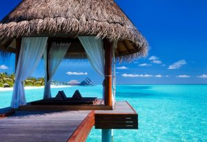 Tatil, Anantara Dhigu Resort Maldivler