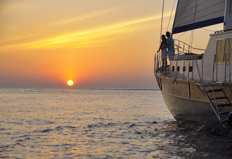 Tekne Turu, Anantara Kihavah Maldives Villas