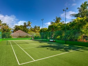 Tenis Kortu, Shareton Maldives Full Moon