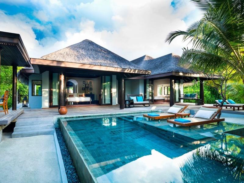 Villa, Anantara Kihavah Villas