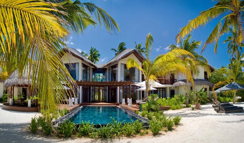 Villalar, Constance Halaveli Maldivler