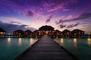 Villas, Anantara Veli Resort