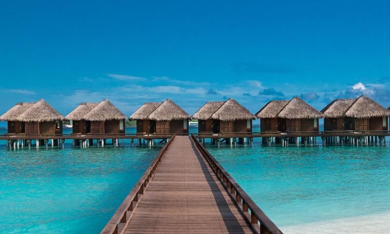 Water Bungalow, Shareton Maldives Full Moon