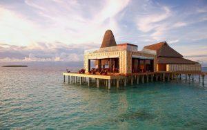 Water Restoran, Anantara Kihavah Maldives Villas