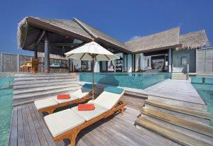Water Villa, Anantara Kihavah Maldives Villas