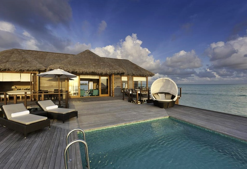 Water Villa, Conrad Maldives Rangali Island
