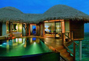 Water Villa, Constance Halaveli Maldivler
