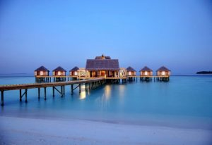 Water Villas, Anantara Kihavah Maldives Villas