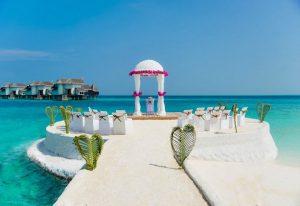 Wedding, Jumeirah Vittaveli Maldivler