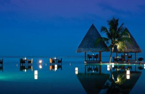 Açık Restoran, Four Seasons Kuda Huraa Resort Maldives