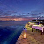 Açık Restoran, Lily Beach Maldivler