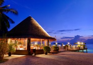 Adaaran Select Hudhuranfushi Maldives Restaurant