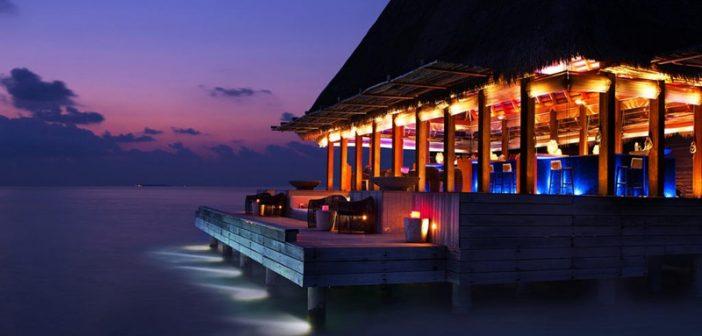 W Retreat, Maldivler'de Akşam