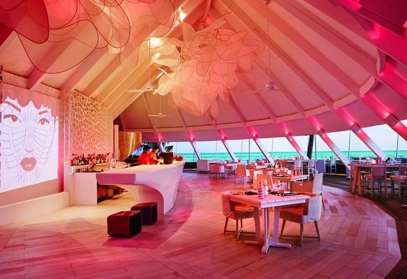 Akşam Yemeği, Lux Resort Maldivler