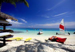 Aktivite, Centara Ras Fushi Maldives