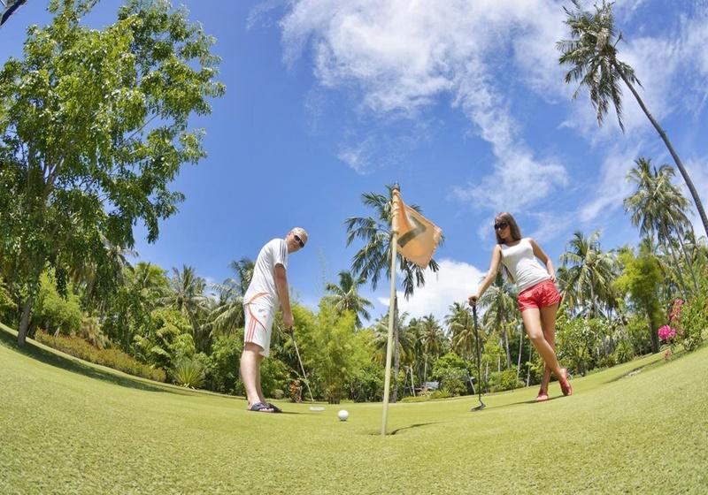 Aktivite, Sun Island Resort Maldives